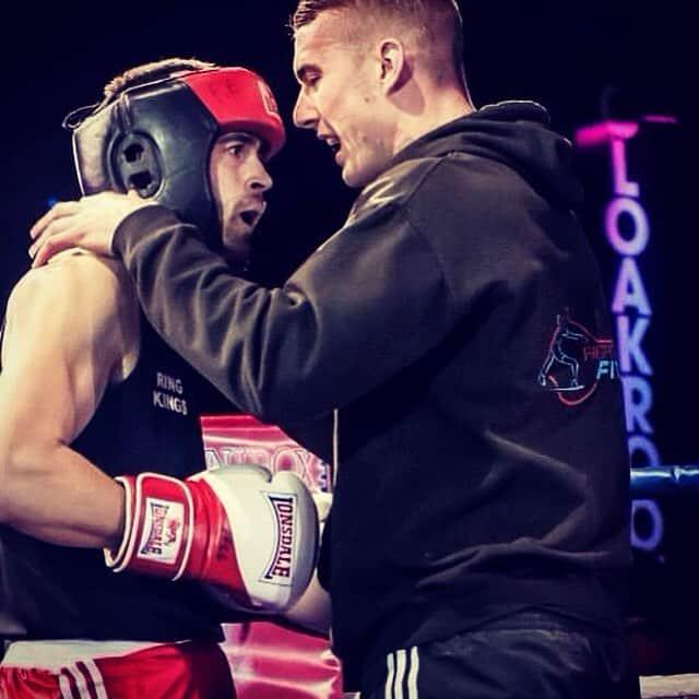 Treasure & Ant Boxing