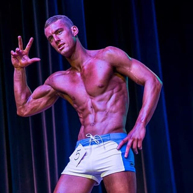 Anthony Rogan Bodybuilding