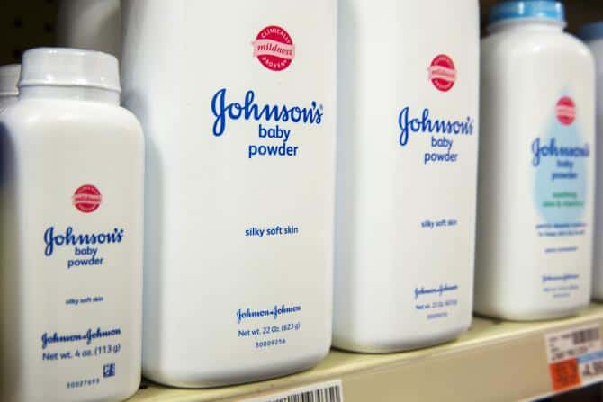 Alternatives to Johnson & Johnson After Proof They Cause